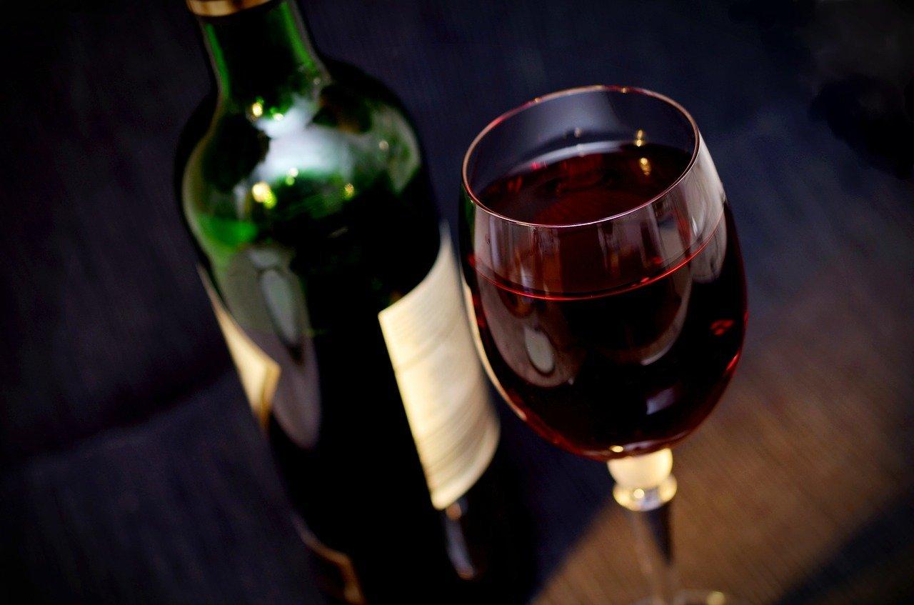 vin rouge Serbe